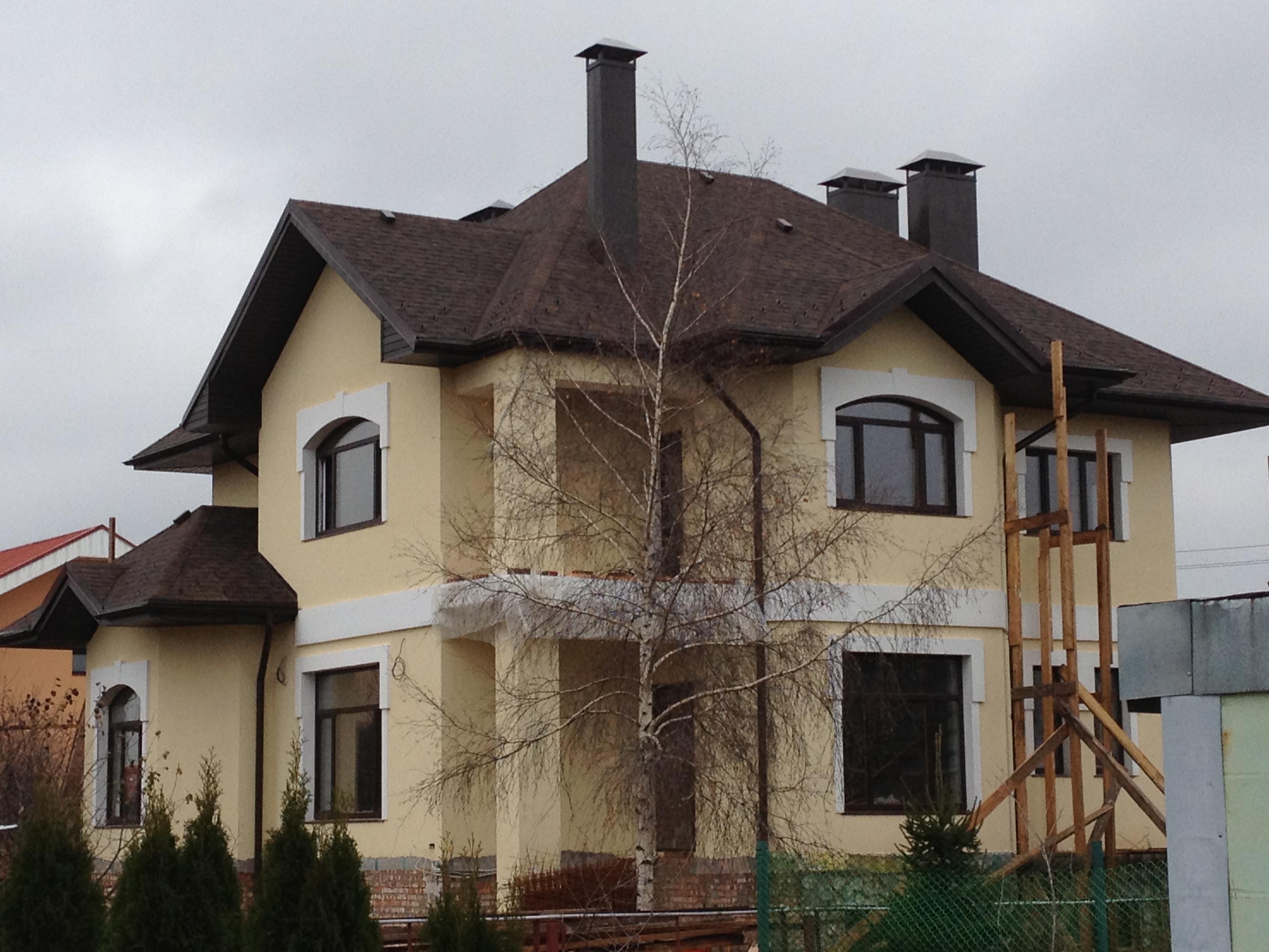 Утепление фасада частного дома москва дом для престарелых богданово псковская область
