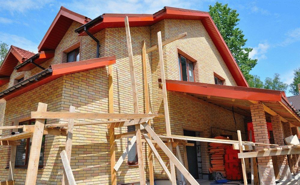 Монтаж плит перекрытия в кирпичных домах